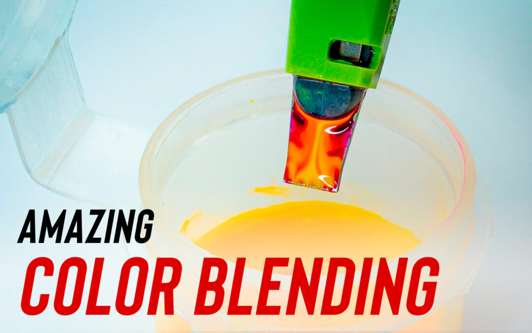 Amazing Color Blending Tutorial