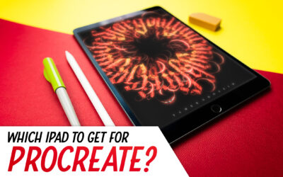 Which iPad is Best for Procreate?